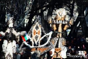 Международен фестивал на маскарадните игри Сурва Перник 2016 International Festival of the Masquerade Games Pernik2
