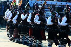 Международен фестивал на маскарадните игри Сурва Перник 2016 International Festival of the Masquerade Games Pernik31