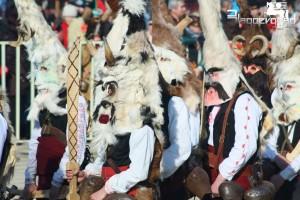 Международен фестивал на маскарадните игри Сурва Перник 2016 International Festival of the Masquerade Games Pernik41