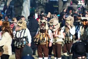 Международен фестивал на маскарадните игри Сурва Перник 2016 International Festival of the Masquerade Games Pernik57