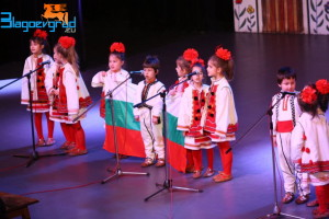гласче звънче народни песни Благоевград 2